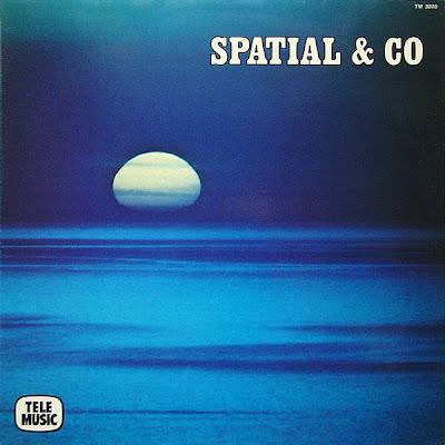 Sauveur Mallia - Spatial & Co 1979