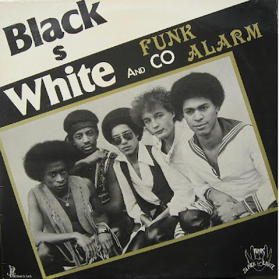 Black White & Co. - Funk Alarm 1980