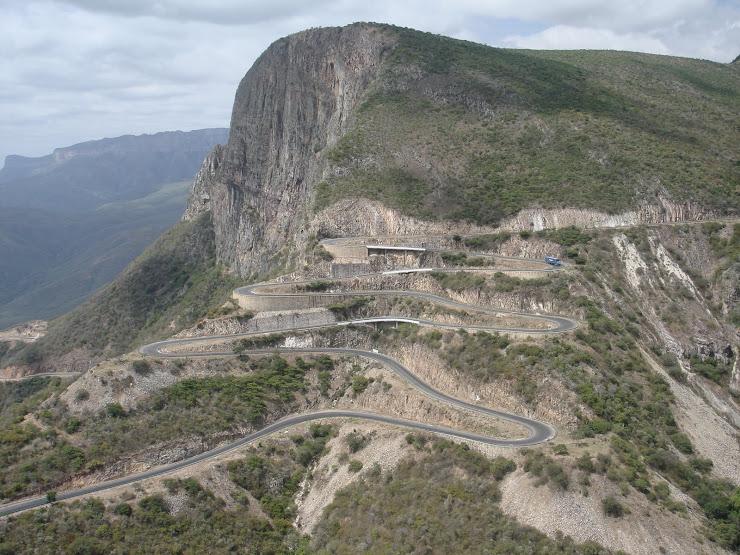 Serra da Leba-Lubango
