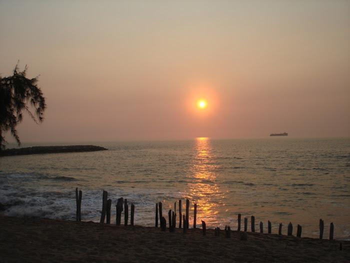 Praia na Restinga@Lobito