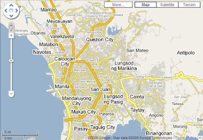 Raffys world of science random notes random thoughts of dr caption map of metro manila and surrounding areas source mapsgoogle gumiabroncs Image collections