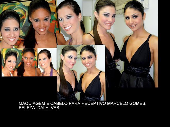 2010, A AGENDA DE PRODUÇÕES DE BELEZA PARA DAI ALVES COMEÇOU!!!