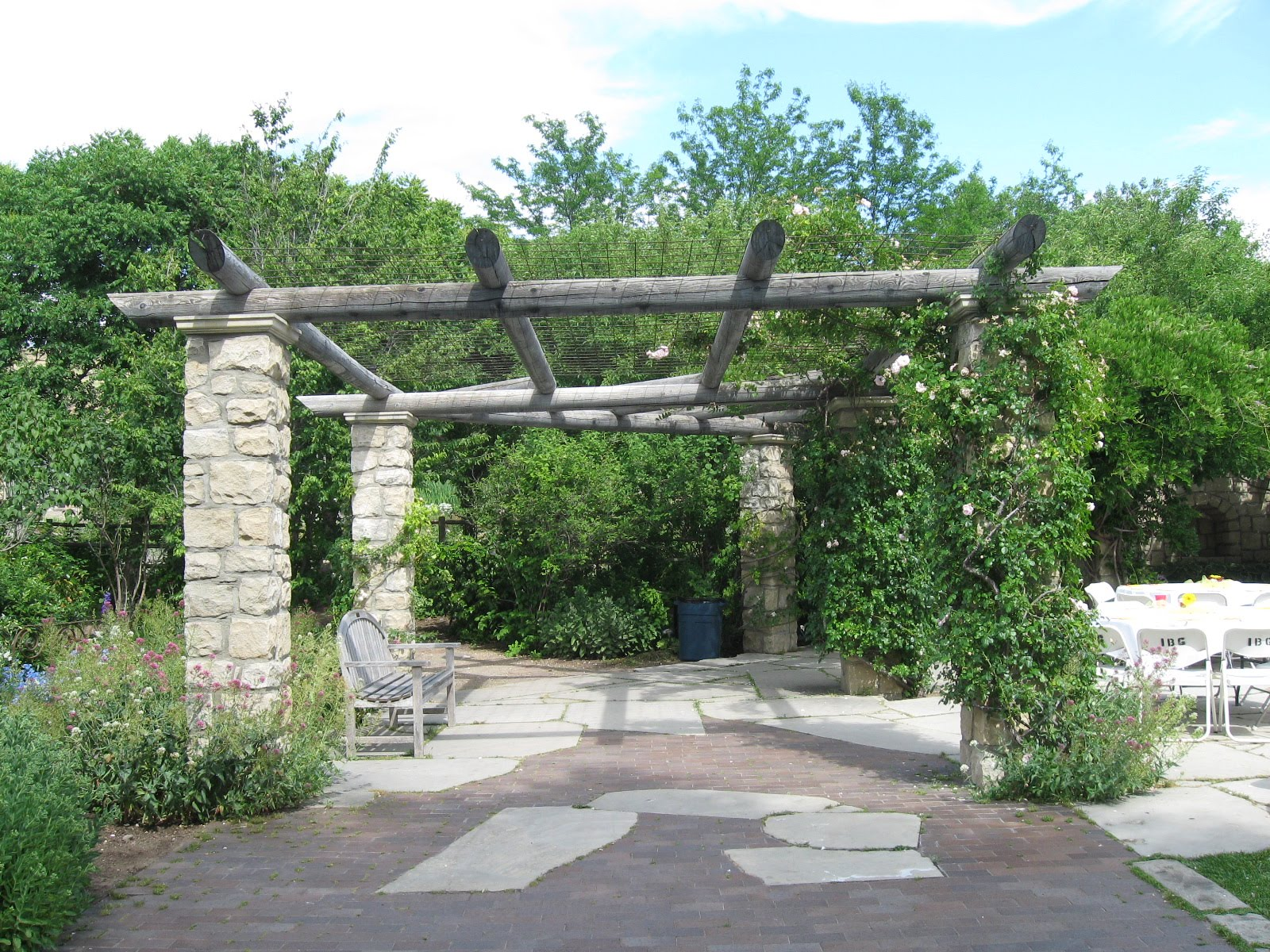 Saltbox Treasures The Idaho Botanical Garden In Boise Idaho