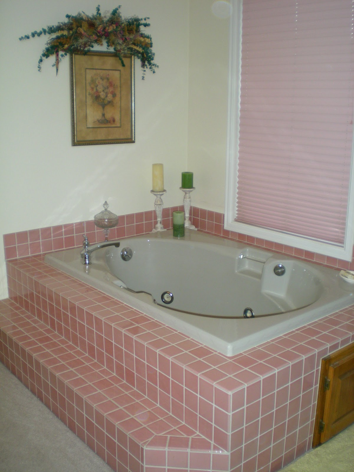 Saltbox treasures master bathroom makeover for 80s bathroom ideas