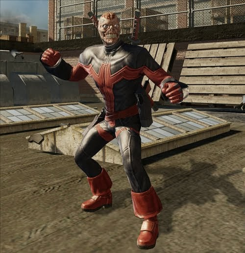 Marvel ultimate alliance 2: Deadpool Alternate Costume ...