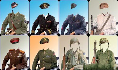 share graphic photoshop corel illustrator flash military suit