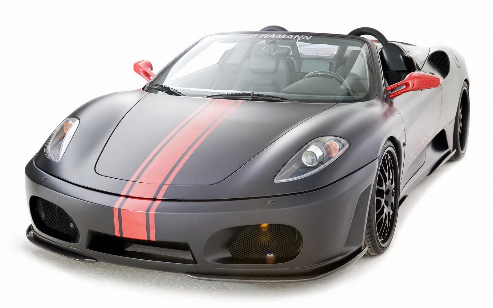 HAMANN Ferrari F430 Black