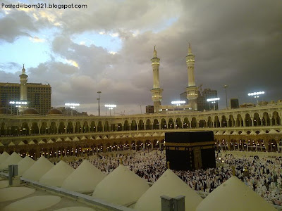 Banjir Di Kaabah