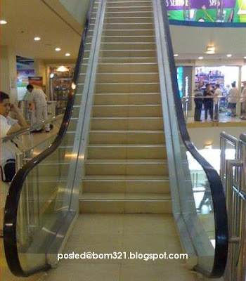 escalator health and safety and power savings