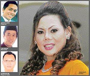 Sosilawati Dibunuh, Tujuh Ditahan