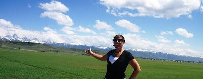 Balmy Idaho