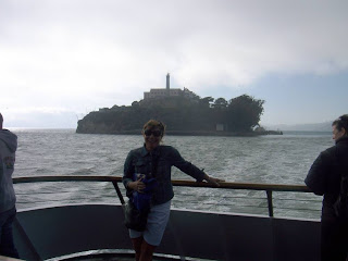 En Route to Alcatraz