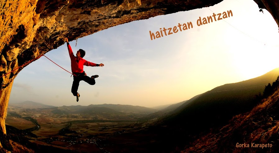 haitzetan dantzan