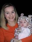 Mommy and Caitlyn '09