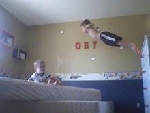 Our Crazy boys!