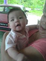 阿宇和妈妈