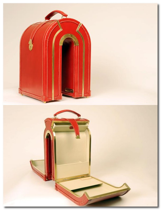 Weird Luggage by Williams Handmade