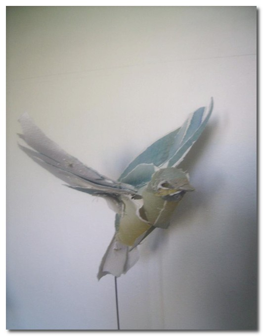 Paper Birds by Anna-Wili Highfield