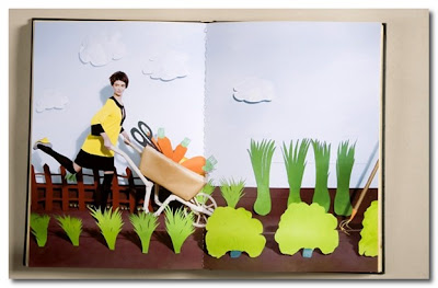 Paper Garden by Karin Nussbaumer