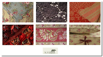 french fabrics by n villaret