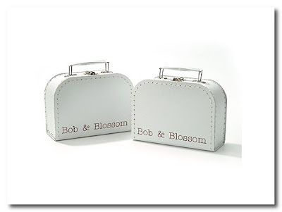 Bob and Blossom Summer Suitcases