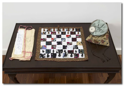 the art of chess tracey emin