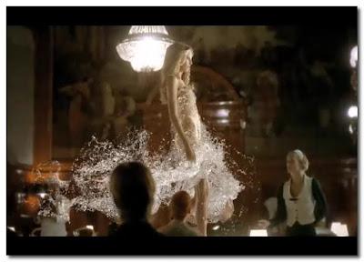 Mattoni Water Dress