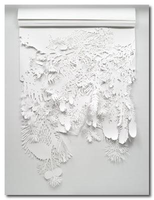 paper cut by Jolynn Krystosek