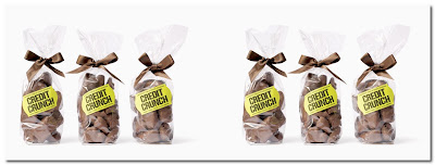 credit crunch chocolate at selfridges