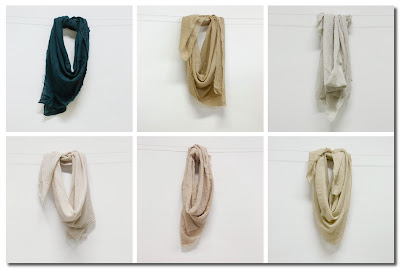 scarves from grijs