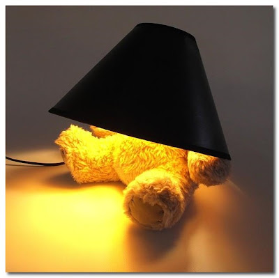 teddy lamp