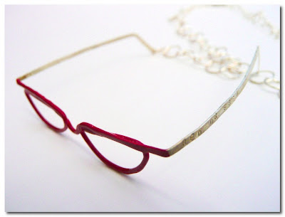 Glasses Necklace not mass produced