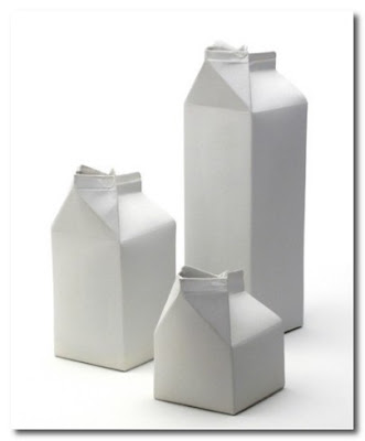 milk cartons Ricochet Studio