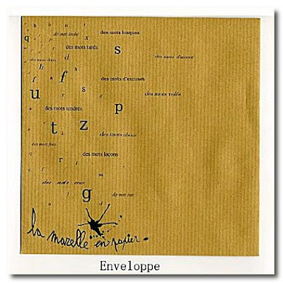 Carte Postale Pauline Franque at La Marelle