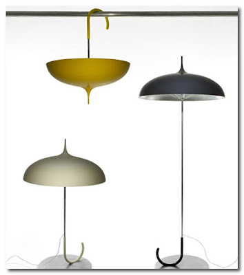 umbrella lights by bunkerhill sweden