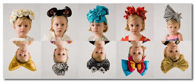 headbands by Camille Roman