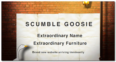 scumble goosie's new website