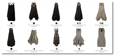 all saints dresses