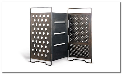 grater screen by Mona Hatoun