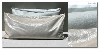 leather cushions by michaela scherrer