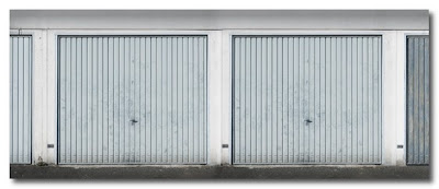 style your garage doors