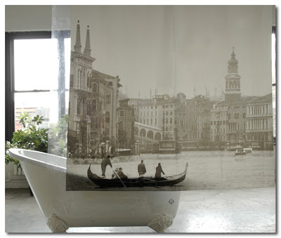 venice shower curtain izola shower