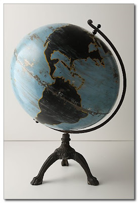 world globe anthropology