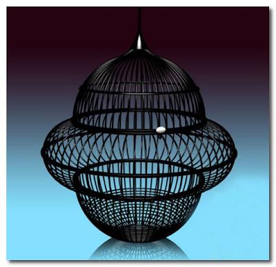birdcage handbag by Carnovsky Milan