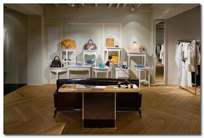 A Shop in Milan's Via Santo Spirito