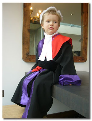 circuit judge fancy dress for kids