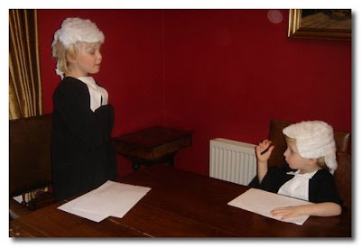 barrister fancy dress for kids