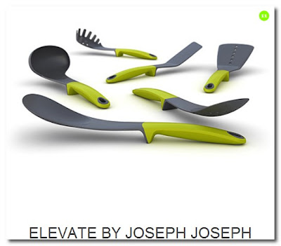 elevate utensils by joseph joseph