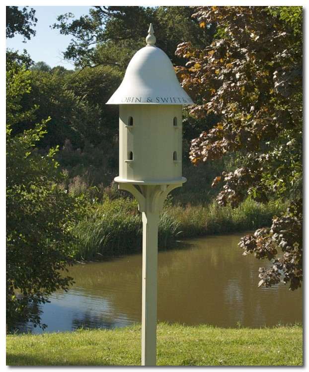 the dorchester bird house