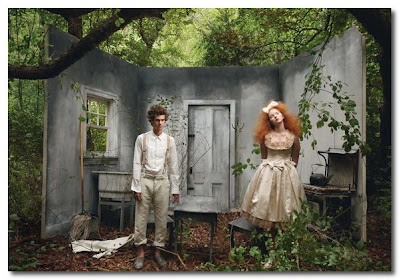 Vogue's Interpretation of Hansel and Gretel
